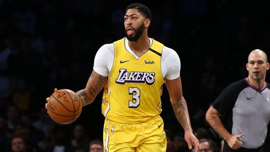 Anthony Davis says Lakers' chances of NBA title run higher after break