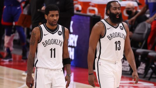 Nets injury updates: Will James Harden, Kyrie Irving play in Game 6 vs. Bucks?
