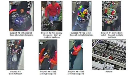 FBI searching for suspects in string of Walgreens burglaries throughout Louisville