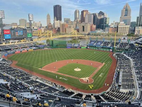 Pirates relax mask policy at PNC Park