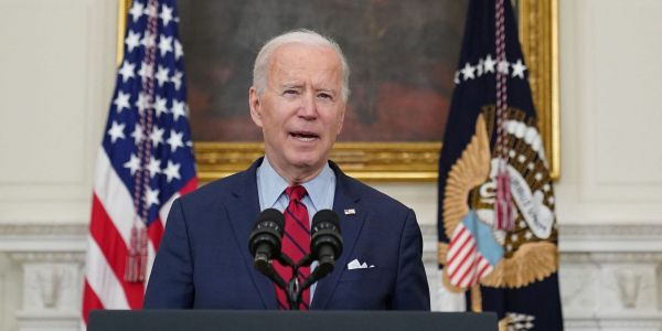 Biden says gun violence 'stains our character and pierces the very soul of our nation' in response to Indianapolis mass shooting