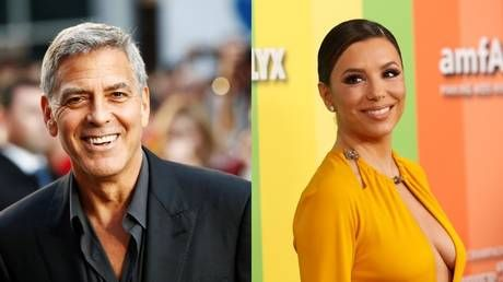 Liberal celebrities George Clooney, Eva Longoria & others opening school to push for more 'diversity' in Hollywood