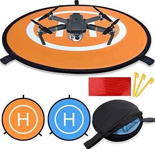 Take-offs and landings are smooth business with one of these landing pads
