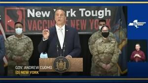 NY mass vaccination sites to take walk-ins over 60