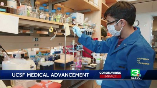 NorCal scientists develop COVID-19 antiviral nasal spray, inhaler