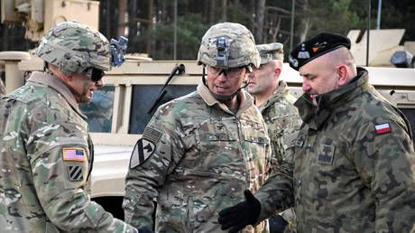 Poland hopes to host US troops if they are withdrawn from Germany - PM Morawiecki