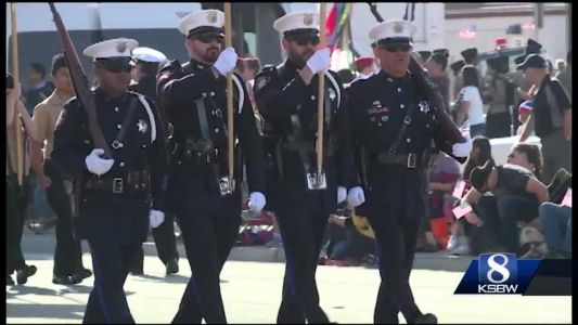 Veterans Day events held across the Central Coast