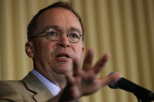 Mick Mulvaney becomes top Democratic impeachment target