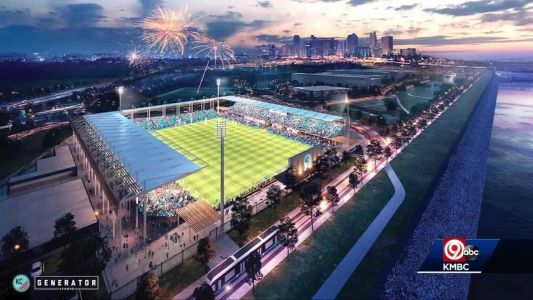 KC NWSL and Port KC announce the country's first dedicated women's professional soccer stadium