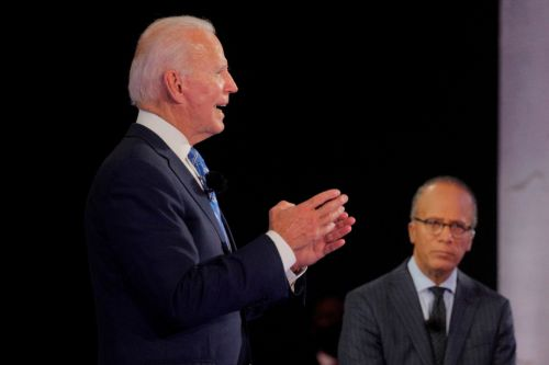 Joe Biden's MSNBC town hall panned as 'infomercial' for nominee