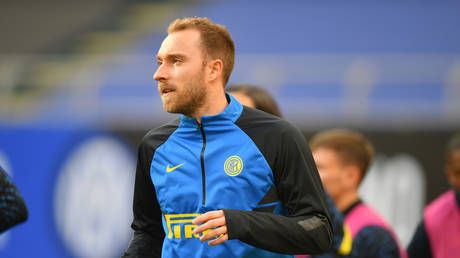 Christian Eriksen can't play for Inter Milan again unless he has defibrillator removed, warns Italian medical official