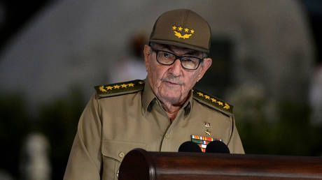 Cuba's Castro steps down, says he's handing power to next generation of 'anti-imperialist' leaders