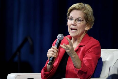 Warren swears off high-dollar fundraisers in potential general election