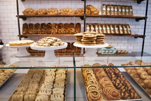 Israeli Pastries Get a New York City Makeover at This Six-Seat Bakery