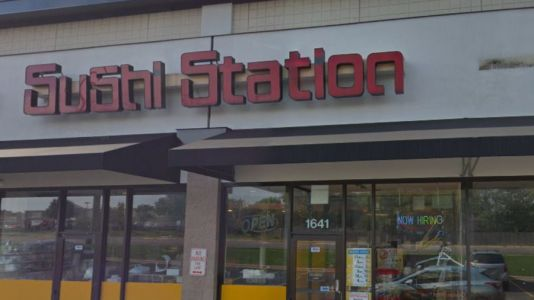 Sushi Station employee arrested after allegedly filming women in bathroom with hidden phone