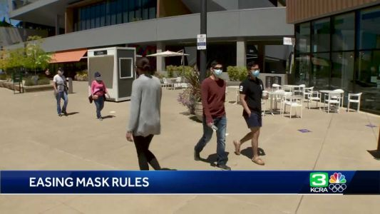 Counties wait as California studies new CDC mask guidance