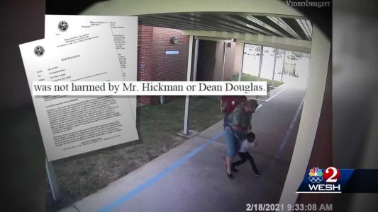 No charges after child is dragged at school, officials say