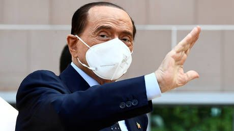 Former Italian PM Berlusconi hospitalized again, lawyer announces at court hearing