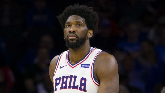 Joel Embiid joins forces with 76ers to donate $1.3M to healthcare workers
