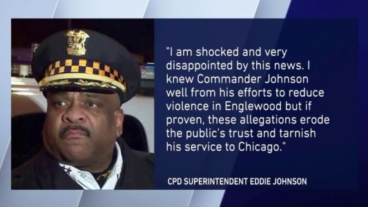 Ex-Chicago police commander accused of stealing from Social Security