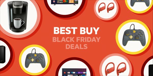 Best Buy's Black Friday deals available now - save big on tablets, 4K TVs, headphones, Apple Watches, and more