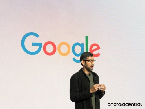 Sundar Pichai is the new CEO of Google's parent company, Alphabet