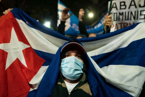 Opinion | Young Cubans Are Rejecting the Government's Anti-Imperialist Playbook. Will It Be Enough?
