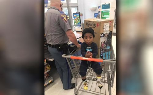 Trooper buys car seat for woman's son after giving her 3 tickets