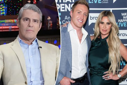 Andy Cohen nearly punched by a 'Real Housewives' hubby: 'He had a gun'