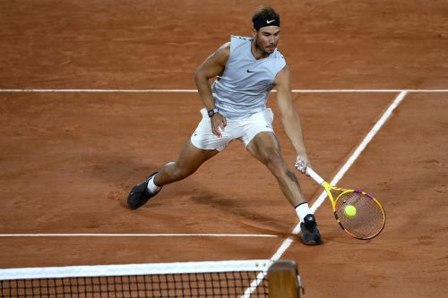 Rafael Nadal isn't clear favorite as French Open ball, conditions change