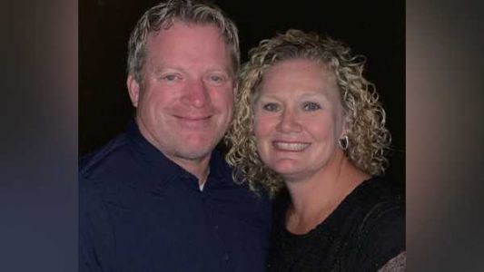 'He knows how much I love him': Golfer killed in crash just celebrated 21 years of marriage