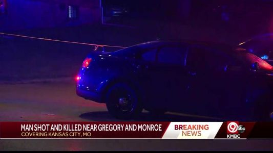 Man shot and killed near Gregory Boulevard and Monroe Avenue