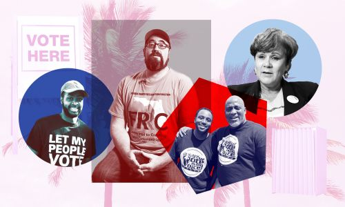 Floridians with felony convictions have regained the vote. Now, what will get them to the polls?