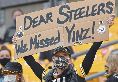 Steelers tickets go on sale Friday; team president Art Rooney II planning for 'full capacity.'