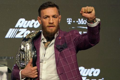 UFC star Conor McGregor says he's retiring from MMA