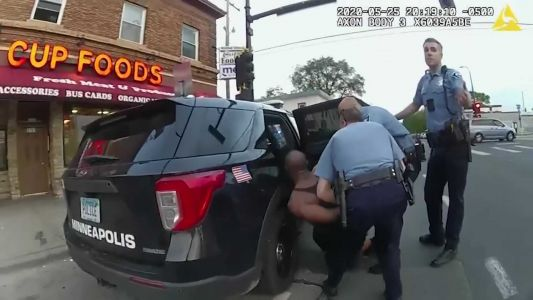 Ex-cop's video captures crowd's horror during George Floyd arrest