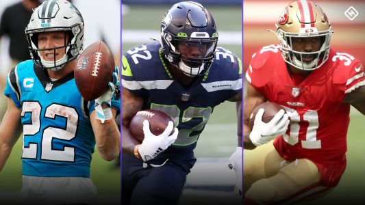 Fantasy Injury Updates: Christian McCaffrey, Chris Carson, Raheem Mostert impacting Week 12 start 'em, sit 'em decisions