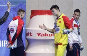 Swim star Sun Yang prepares to give evidence in sports court