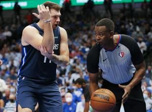 Doncic, Mavs beat Rockets 116-106 in Kidd's home debut