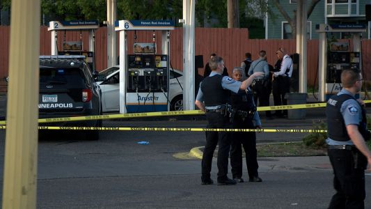 Man In Critical Condition After Minneapolis Gas Station Shooting