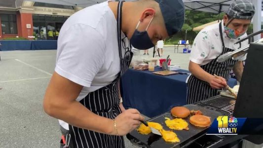 Students paired with chefs to compete in statewide cooking competition