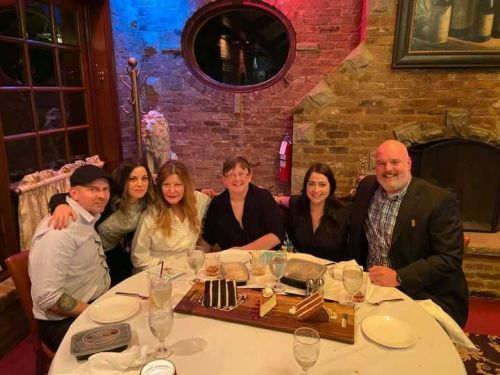 Group raises $1,000 to take two women impacted by cancer to dinner, help pay bills