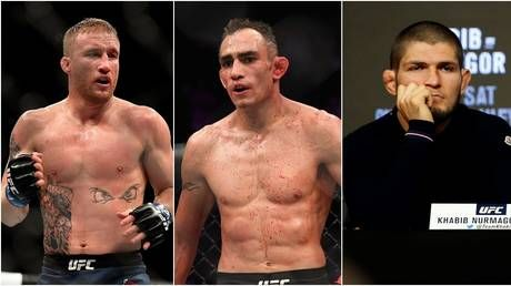 OFFICIAL: Ferguson to face Gaethje in UFC 249 main event as Khabib sidelined in Russian coronavirus lockdown