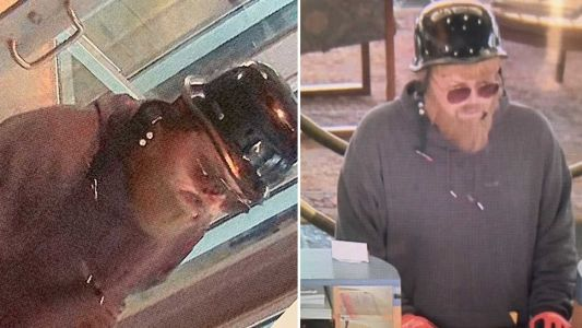 WANTED: Suspect robs 3 banks across Central Valley