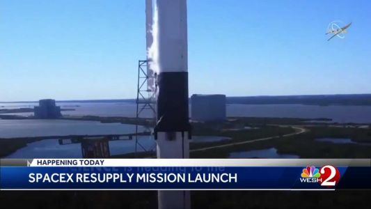 SpaceX will launch genetically enhanced 'mighty mice' to International Space Station