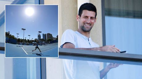 'I genuinely care about my fellow players': Tennis No1 Novak Djokovic hits back at critics to defend his Australian Open 'demands'
