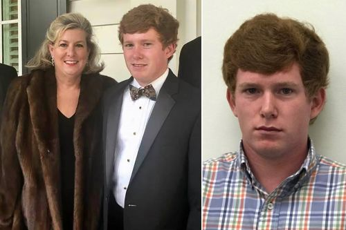 Mother and son of prominent South Carolina family are found shot dead