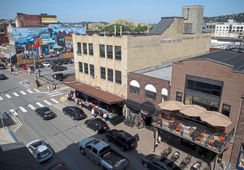 Bustling Strip may get even more apartments