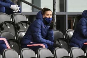 Alex Morgan's Tottenham debut delayed for weeks by 'setback'