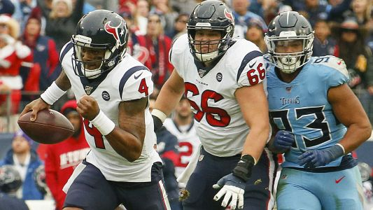 NFL playoff picture: How Texans' win over Titans impacts AFC South, wild-card races